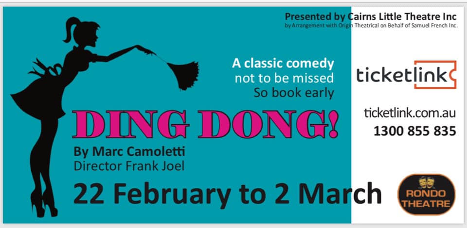 Ding Dong — Feb 22 - Mar 2, 2019